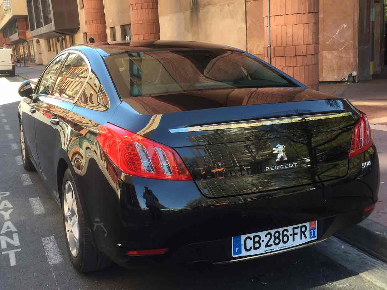 VTC Teulat: Peugeot