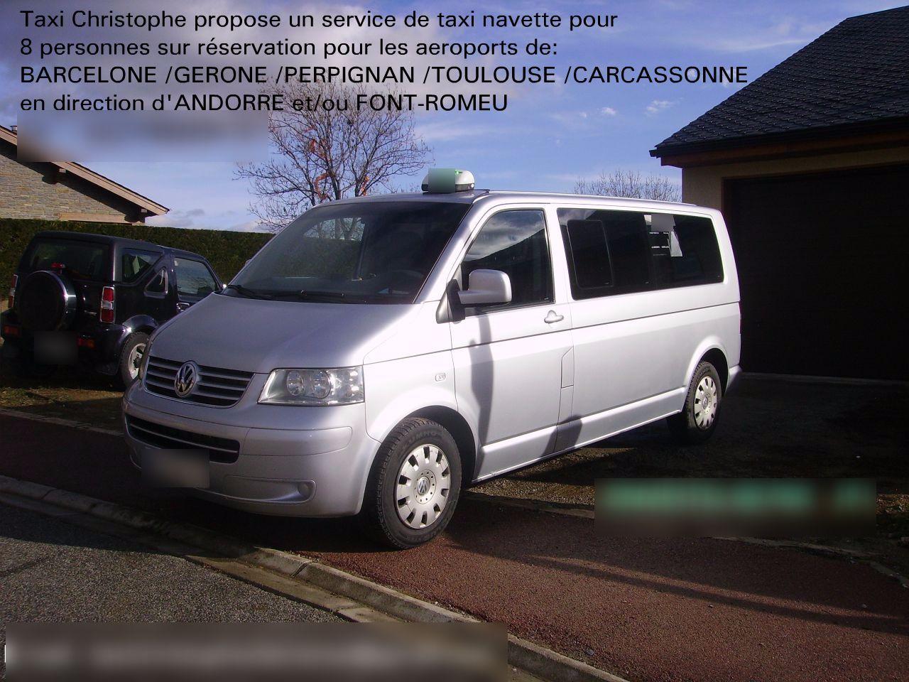 Taxi Enveitg: Volkswagen