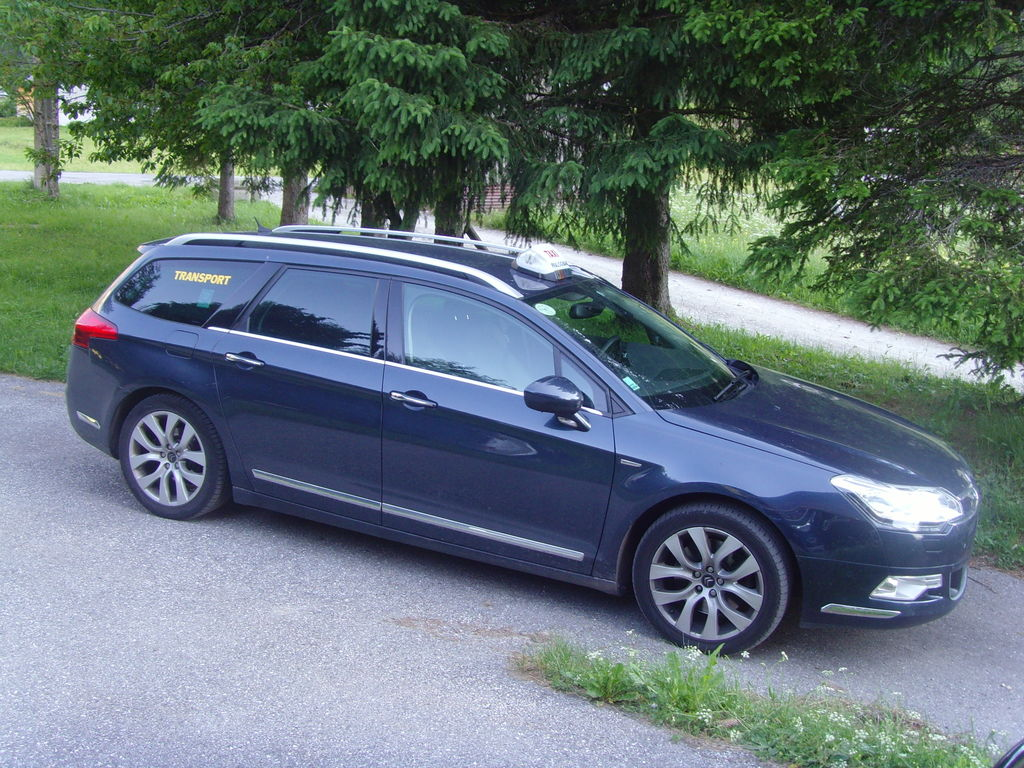 Taxi La Léchère: Citroën