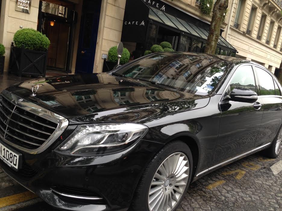 VTC Orly: Mercedes