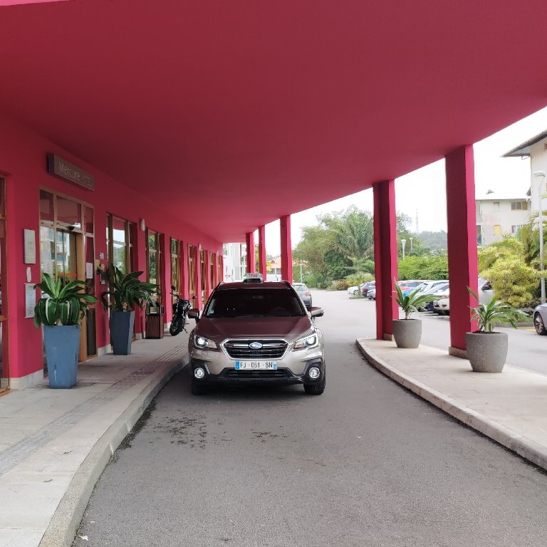 VTC Matoury: Subaru