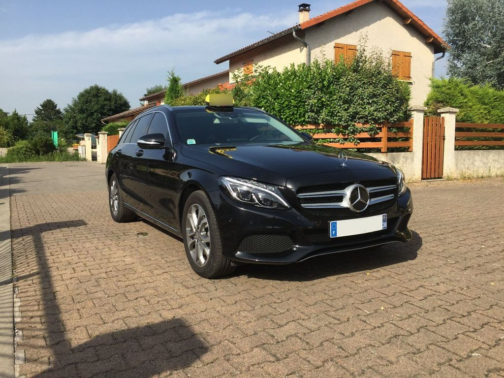 Taxi Grenoble: Mercedes