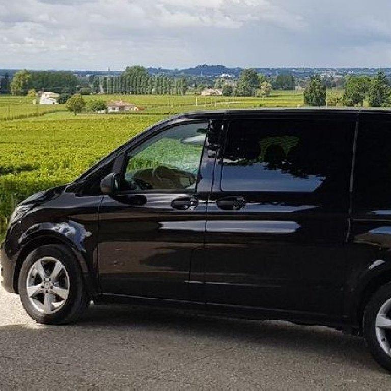 VTC Bordeaux: Mercedes