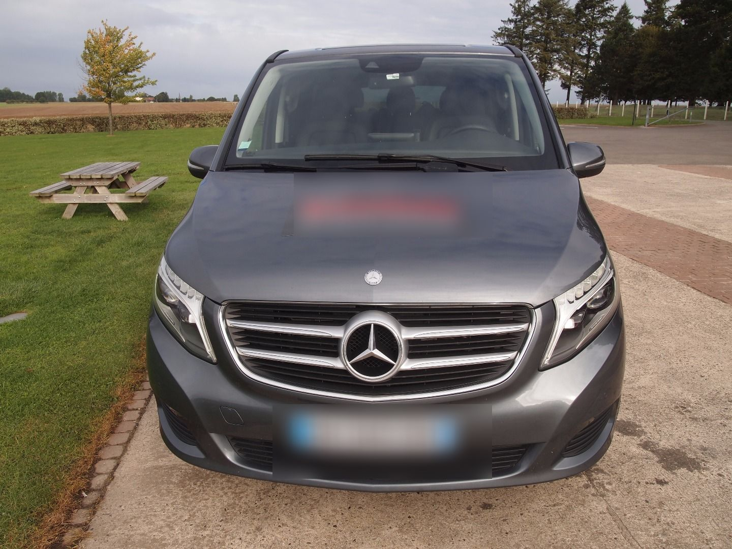 Taxi Mailly-Maillet: Mercedes