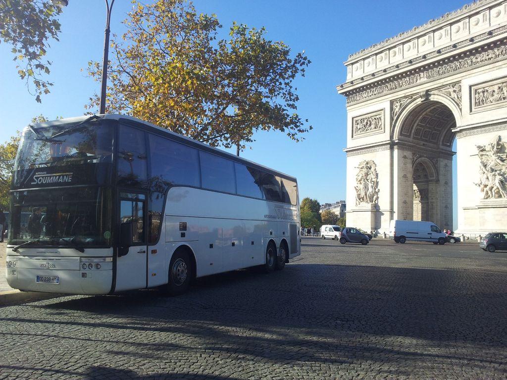Autocariste Saint-Denis: Van Hool