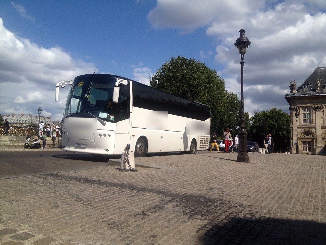 Autocariste Saint-Denis: VDL