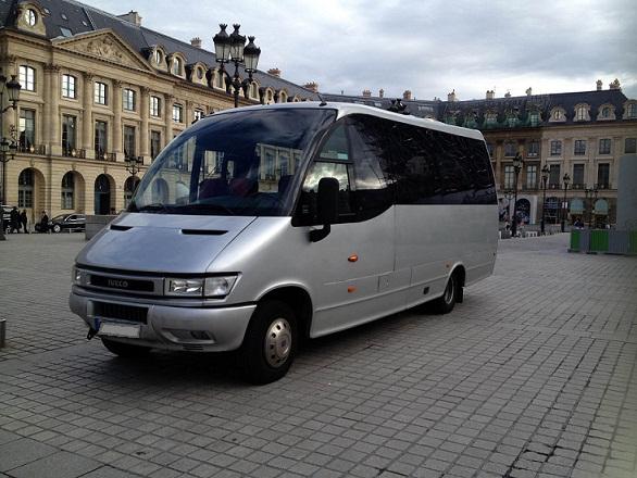 Autocariste Saint-Denis: Iveco