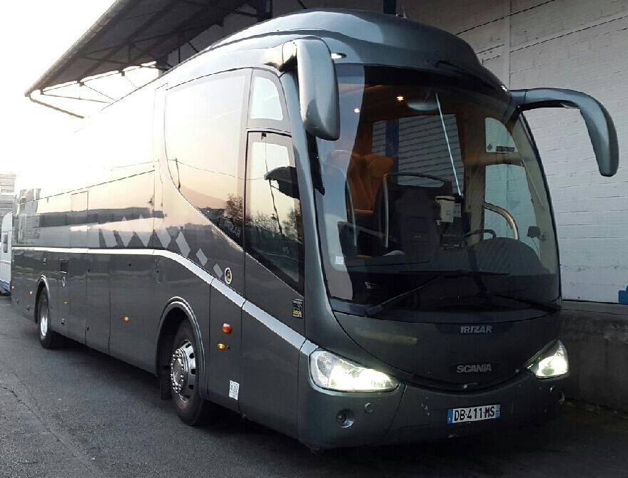 Autocariste Saint-Denis: Scania