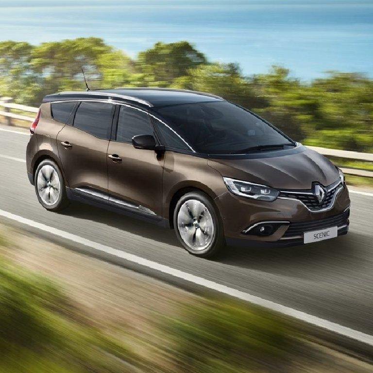 VTC Le Muy: Renault