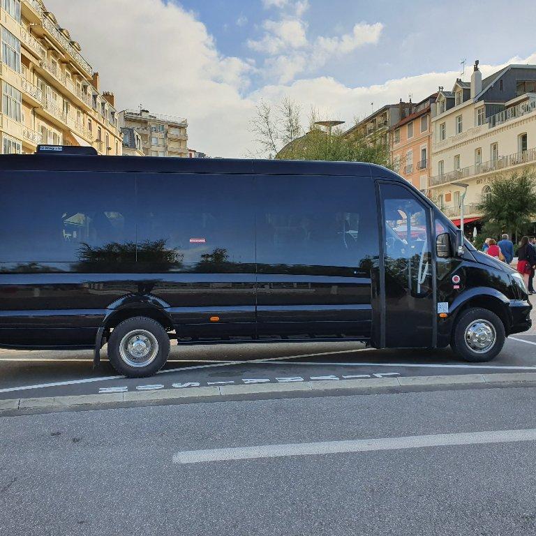 Autocariste Hasparren: Mercedes